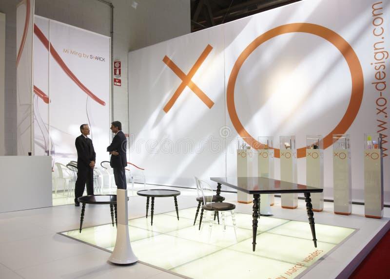 Download Salone Del Mobile, Milan, Furniture Fair 2011 Editorial Stock Image - Image: 19146049