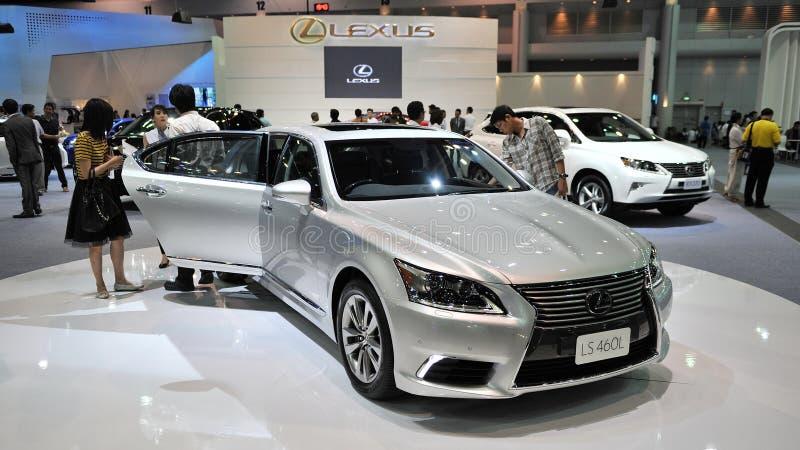 Salone dell automobile a Bangkok