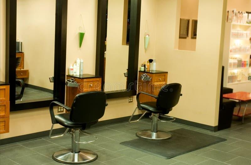 Salone di capelli - 5 immagini stock