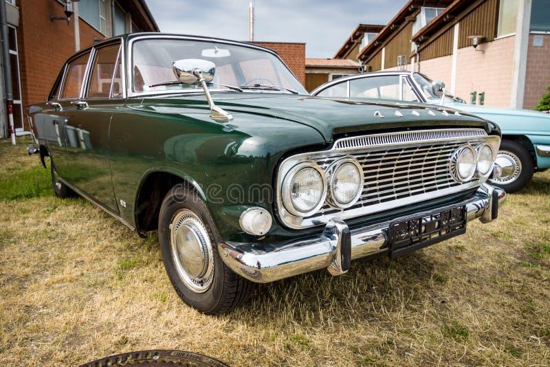 Salone 100% 213E, 1962 di Ford Zodiac Mark III dell'automobile fotografie stock libere da diritti