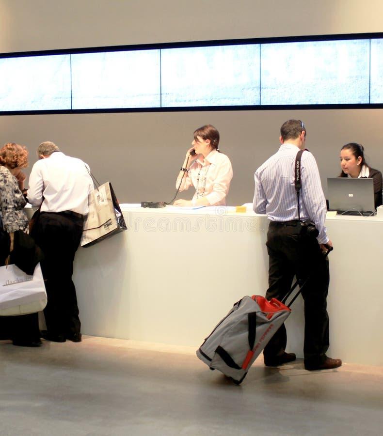 Salone internazionale del mobile 2010 immagine stock for Salone del mobile prezzi