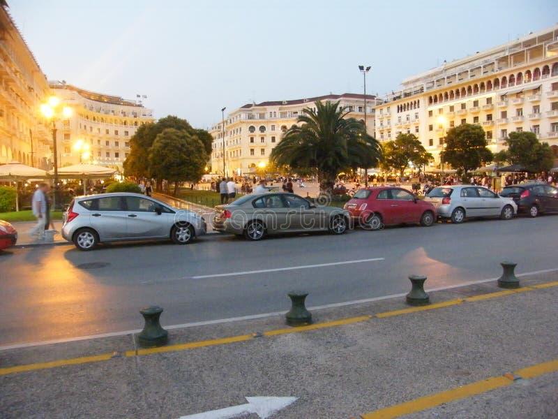 Salonic photo libre de droits