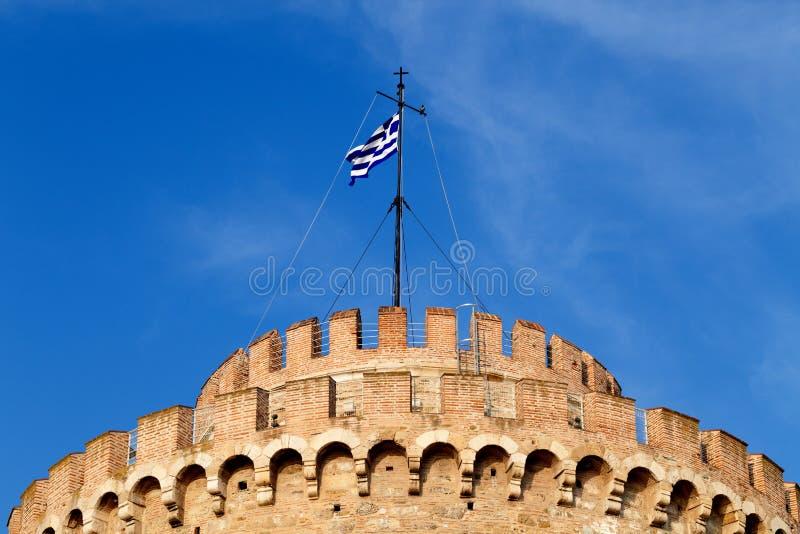 Salonicco fotografia stock