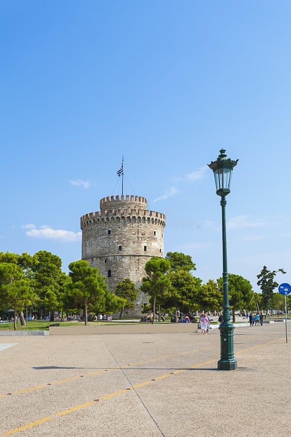 Saloniki miasto, Grecja fotografia stock