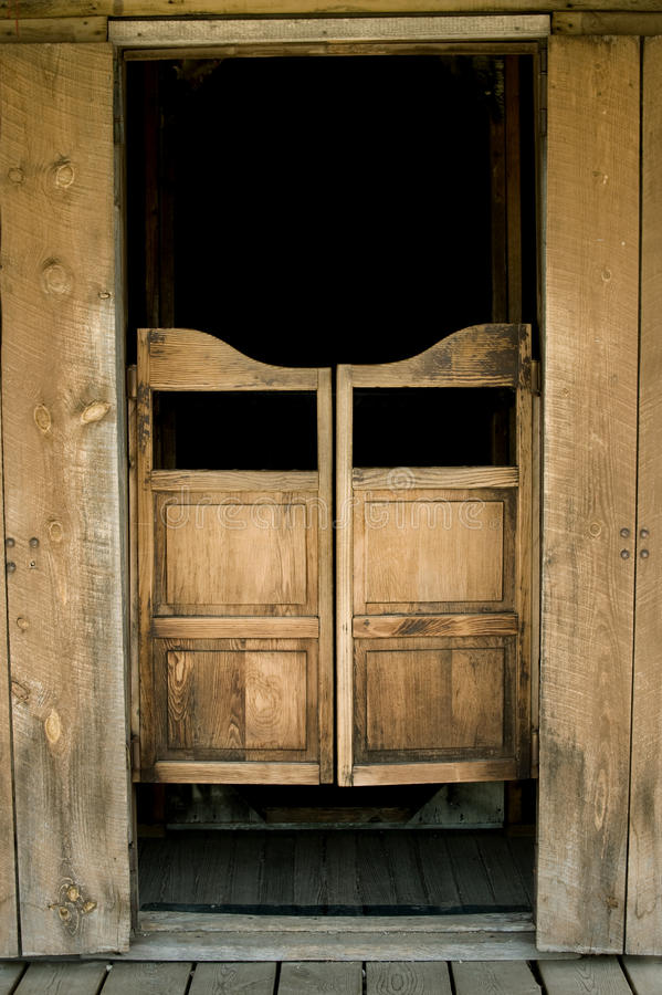 Free Saloon Doors Royalty Free Stock Image - 12864006