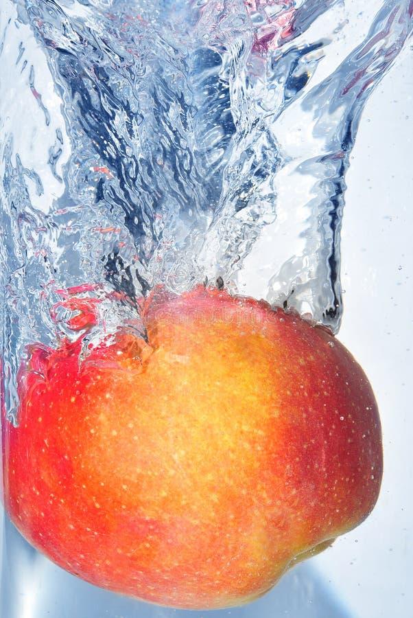 Salpicar la manzana