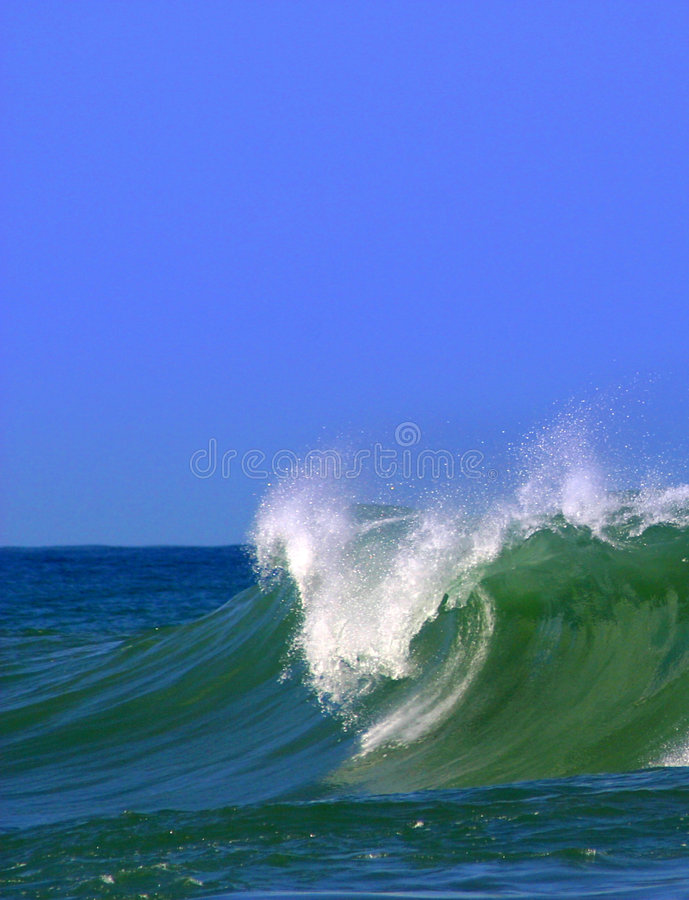 Free Salsa Brava Costa Rica Good Wave Stock Photos - 2897803