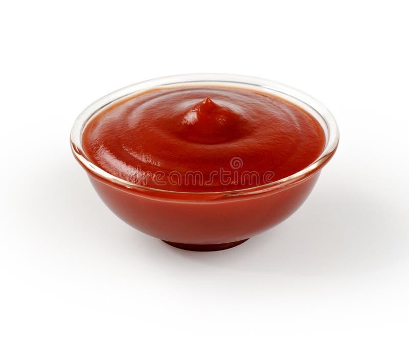 Salsa de tomate, salsa de tomate foto de archivo