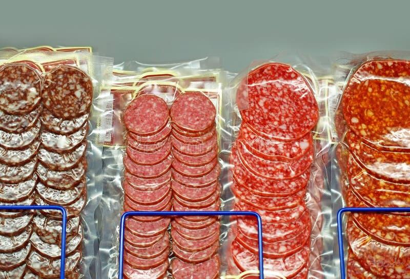 Salsiccia immagine stock