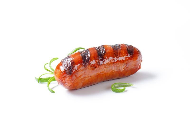 Download Salsiccia arrostita immagine stock. Immagine di alimento - 55362609