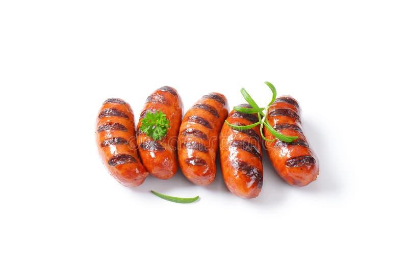 Download Salsiccie cotte immagine stock. Immagine di tedesco, prodotto - 55362593