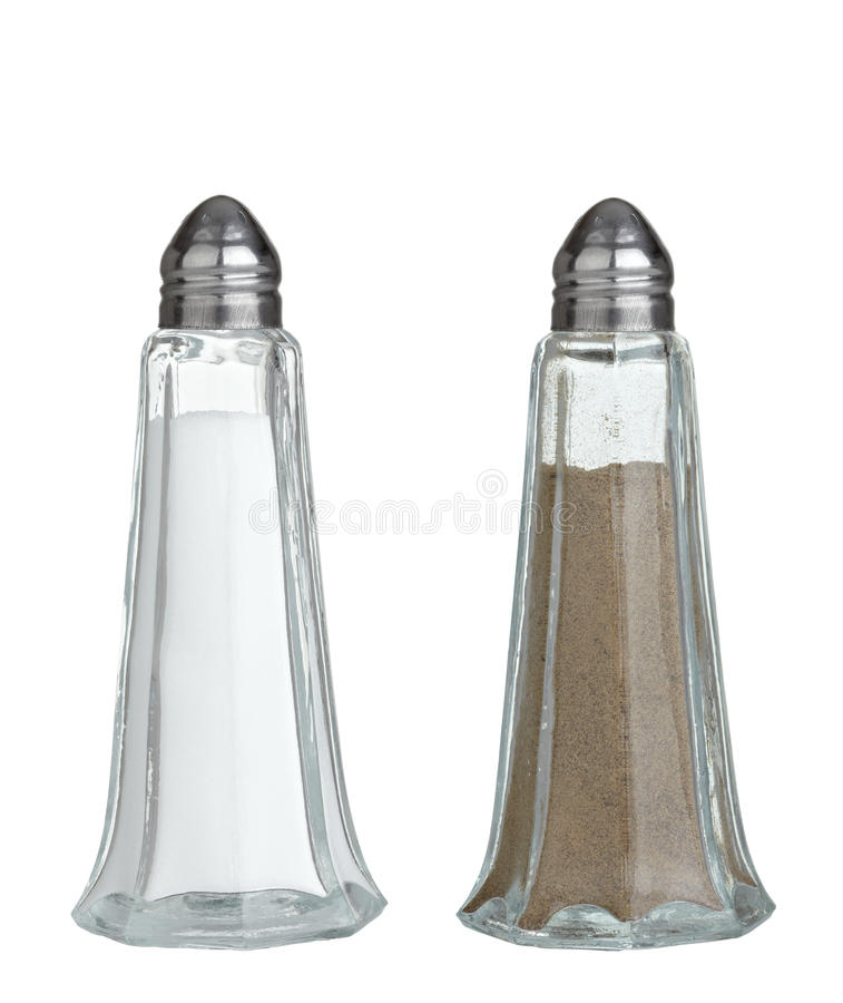 Free Salt And Pepper Stock Photo - 21575860