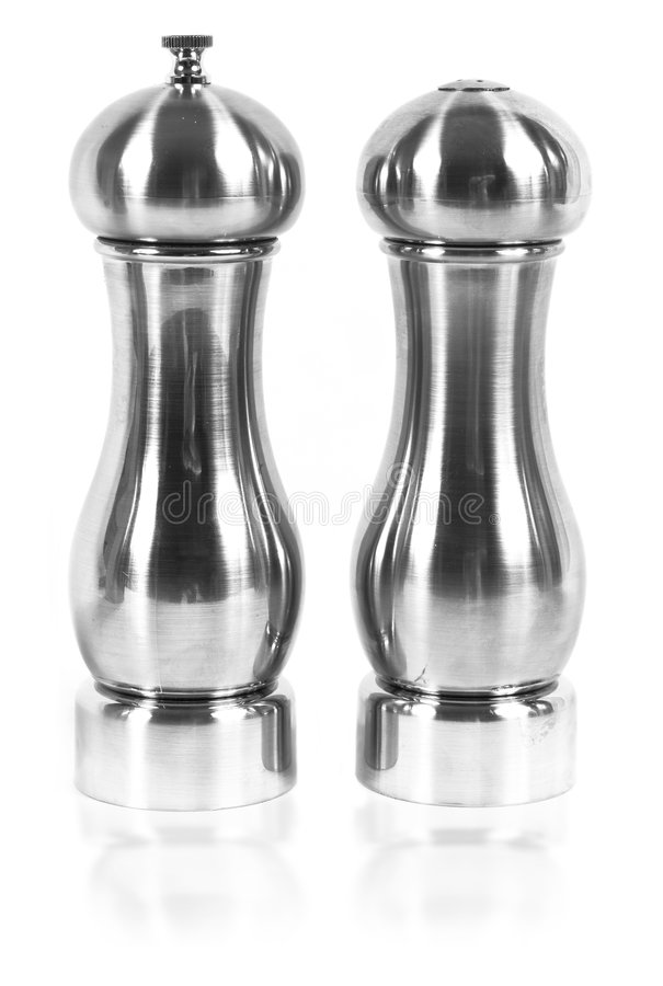 Free Salt And Pepper Royalty Free Stock Photo - 2258265