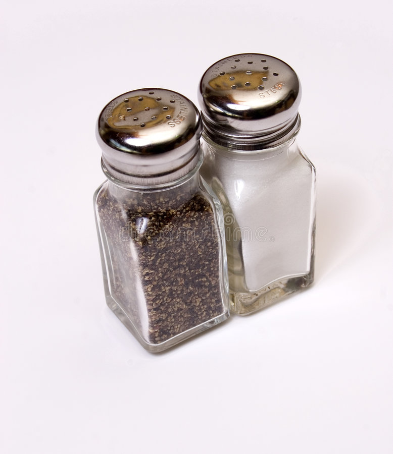 Free Salt And Pepper Stock Images - 511404