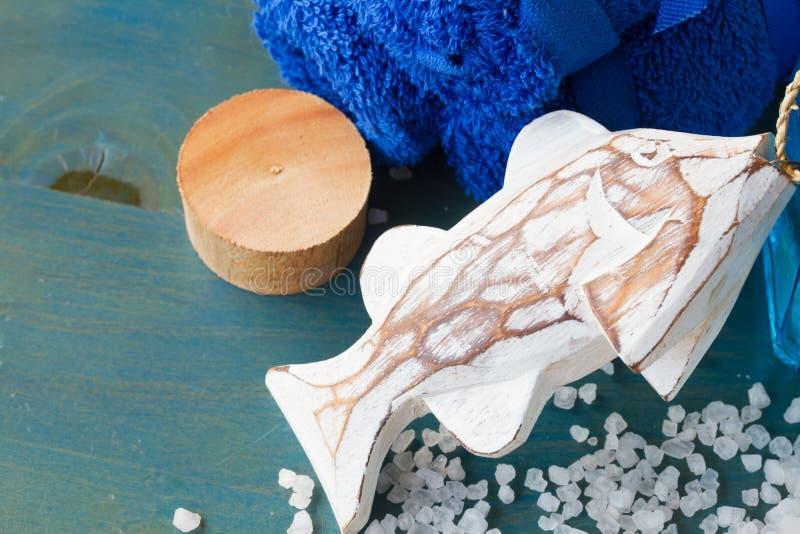 Salt brunnsort för hav royaltyfri foto