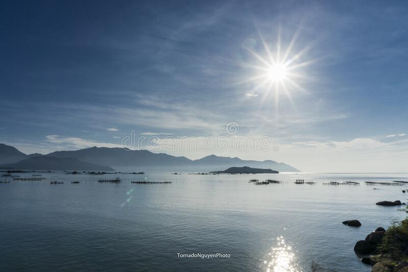 SALT FIELD royalty free stock images