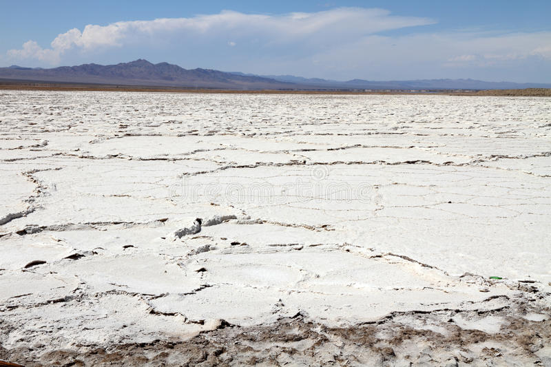 Download Salt flat stock image. Image of flat, nature, land, california - 25757339
