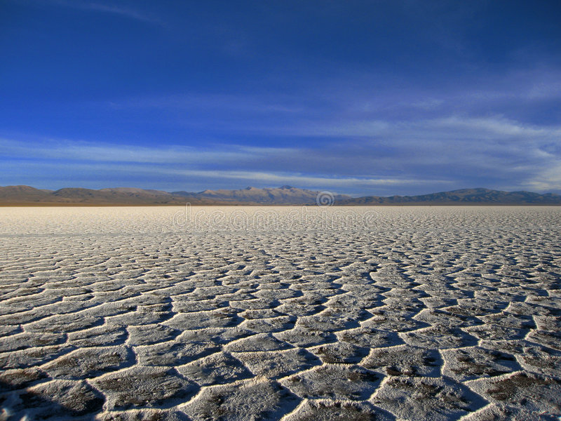 Download Salt flats stock photo. Image of flat, land, texture, south - 2549518