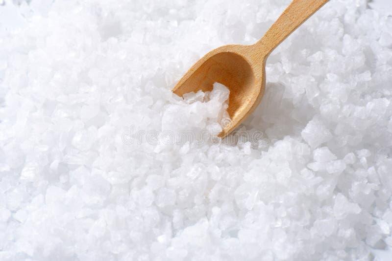 Salt grovt hav arkivfoton
