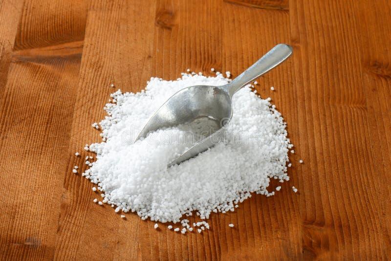 Salt grovt hav royaltyfria foton