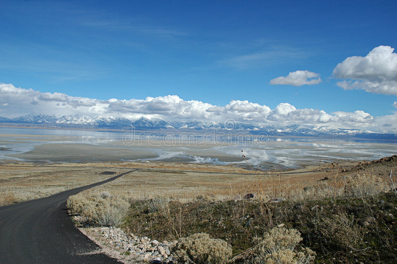 Salt Lake imagen de archivo