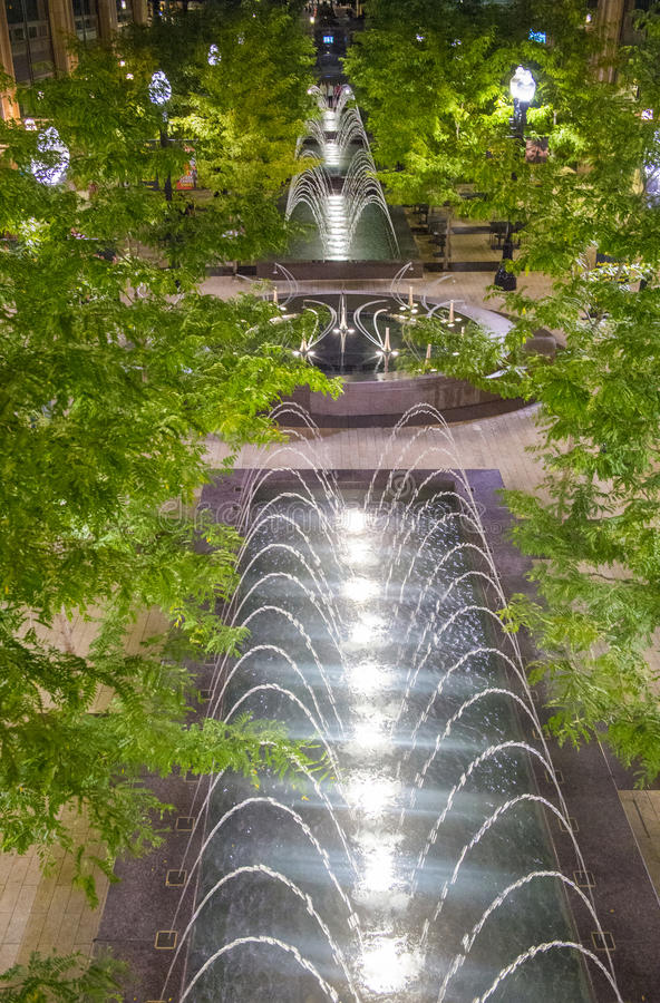 Salt Lake City, insenatura della città fotografie stock libere da diritti