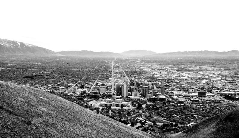Salt Lake City, Utá fotos de stock royalty free