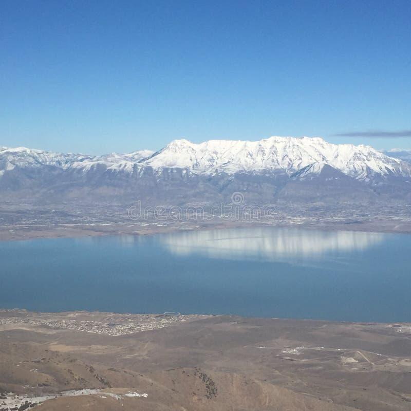 Salt Lake City Utah foto de archivo