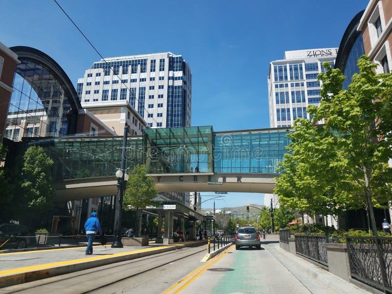Salt Lake City royalty free stock images