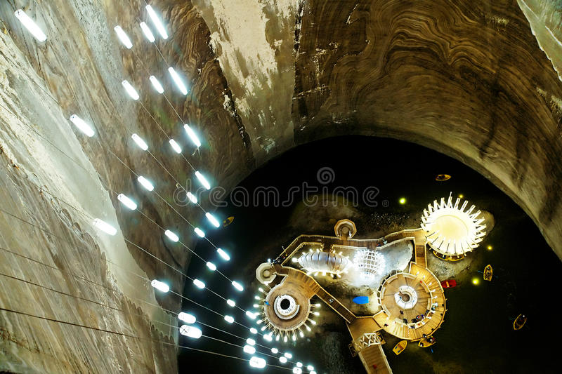 Download Salt Mine Royalty Free Stock Photography - Image: 18311747