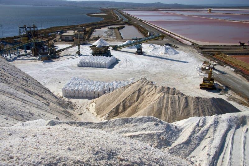 Download Salt mine stock photo. Image of salt, sardinia, industrial - 23152460