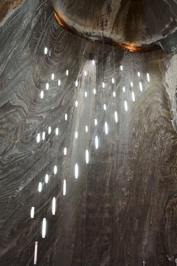 Download Salt Mine Turda Transylvania - Romania Stock Image - Image: 83702247