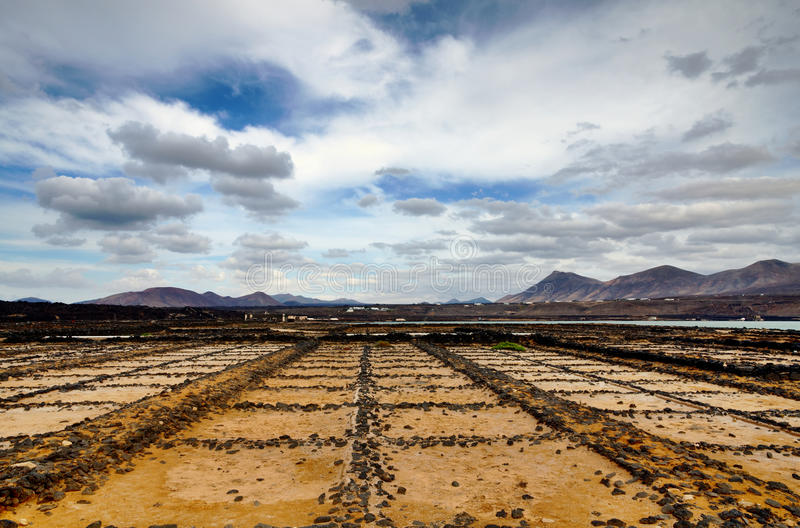 Download Salt Pans Stock Photos - Image: 30298283