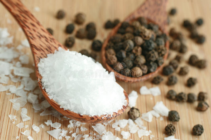 Download Salt And Pepper Stock Image - Image: 14230461