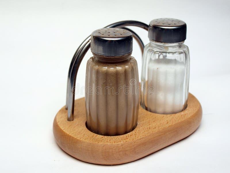 Download Salt and pepper stock photo. Image of jars, salt, pepper - 28450210