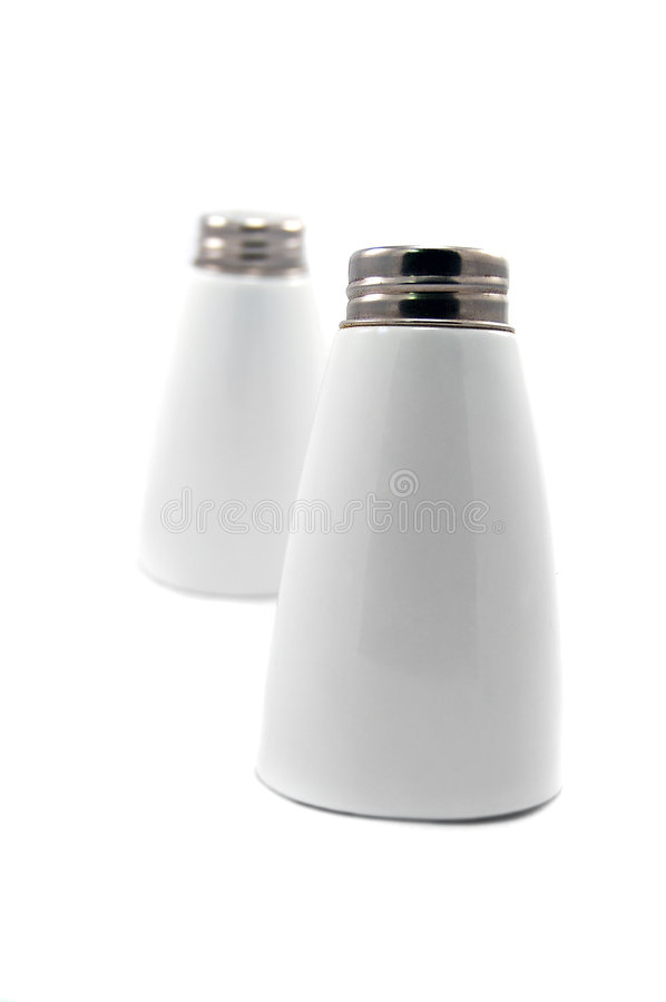Salt & Pepper royalty free stock photography