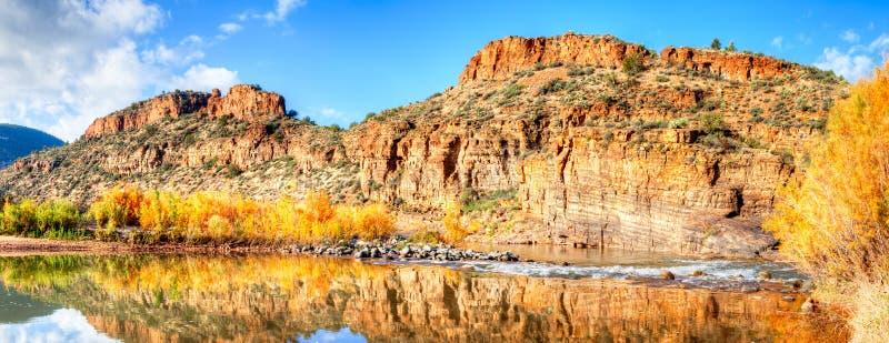 Salt River Schlucht stockfoto