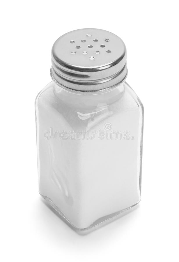 Salt shaker arkivfoto