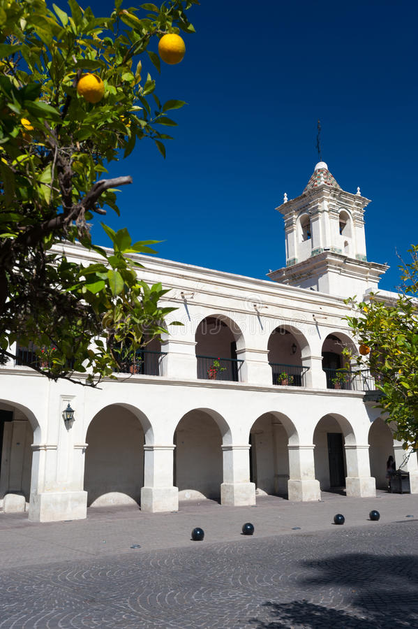Salta, Argentina. This image shows Salta, Argentina royalty free stock images