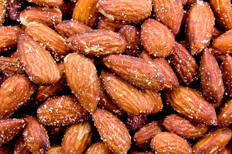 Download Salted Almonds stock photo. Image of natural, food, organic - 28385230