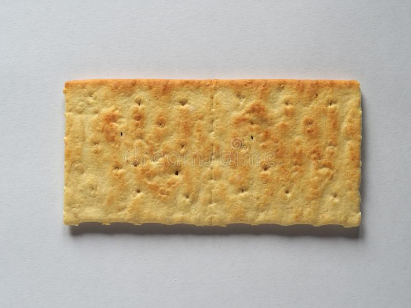 salted cracker biscuit stock photography
