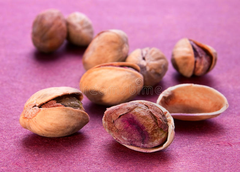 Download Salted pistachio stock photo. Image of closeup, shadow - 18423248