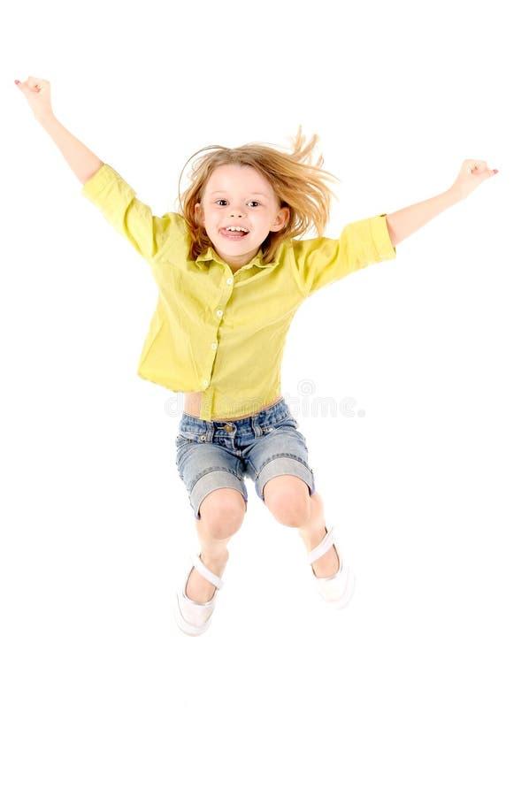 salto foto de archivo libre de regalías