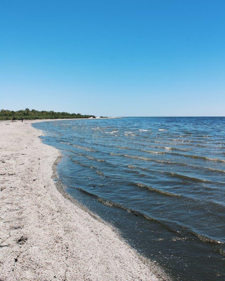 Salton morze, Kalifornia zdjęcie stock