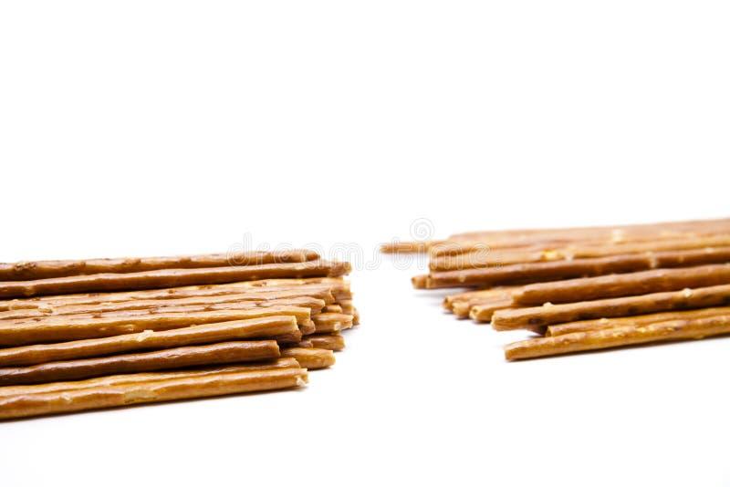 Saltsticks imagen de archivo