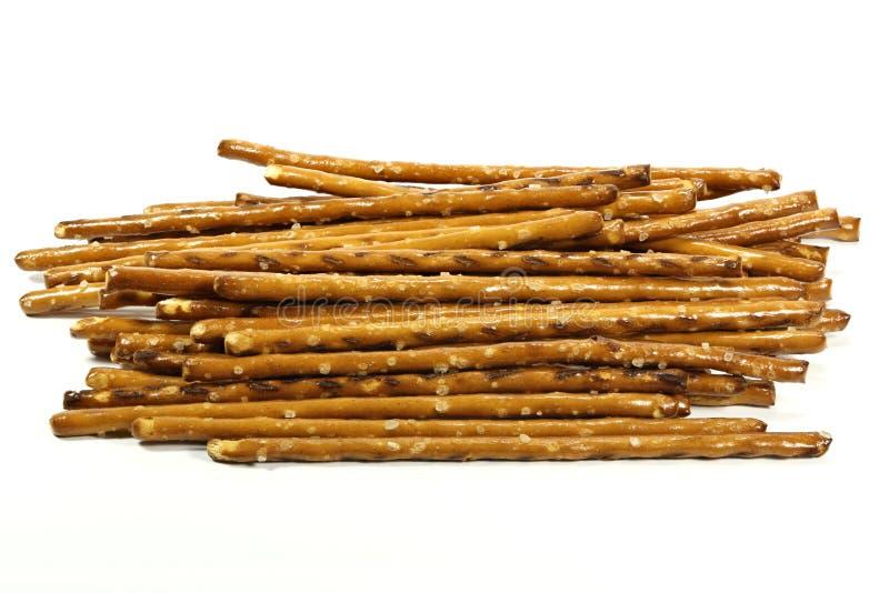 Saltsticks foto de archivo libre de regalías