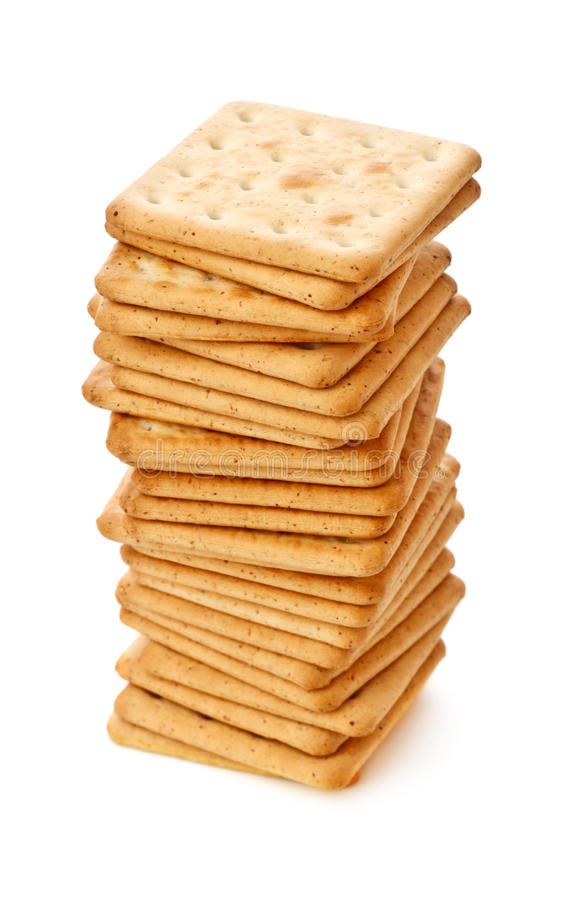 Download Salty Crackers stock photo. Image of nobody, background - 26874342