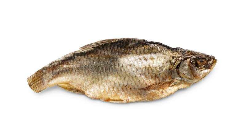 Salty dry river fish stock photos