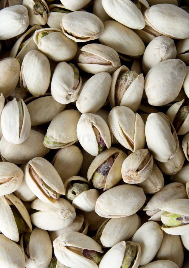 Salty Pistachio Royalty Free Stock Images