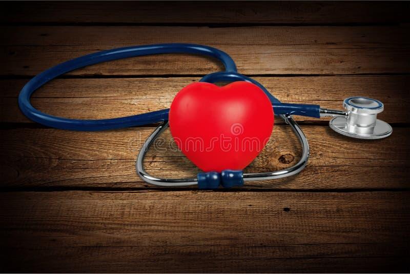 Salud del corazón foto de archivo libre de regalías